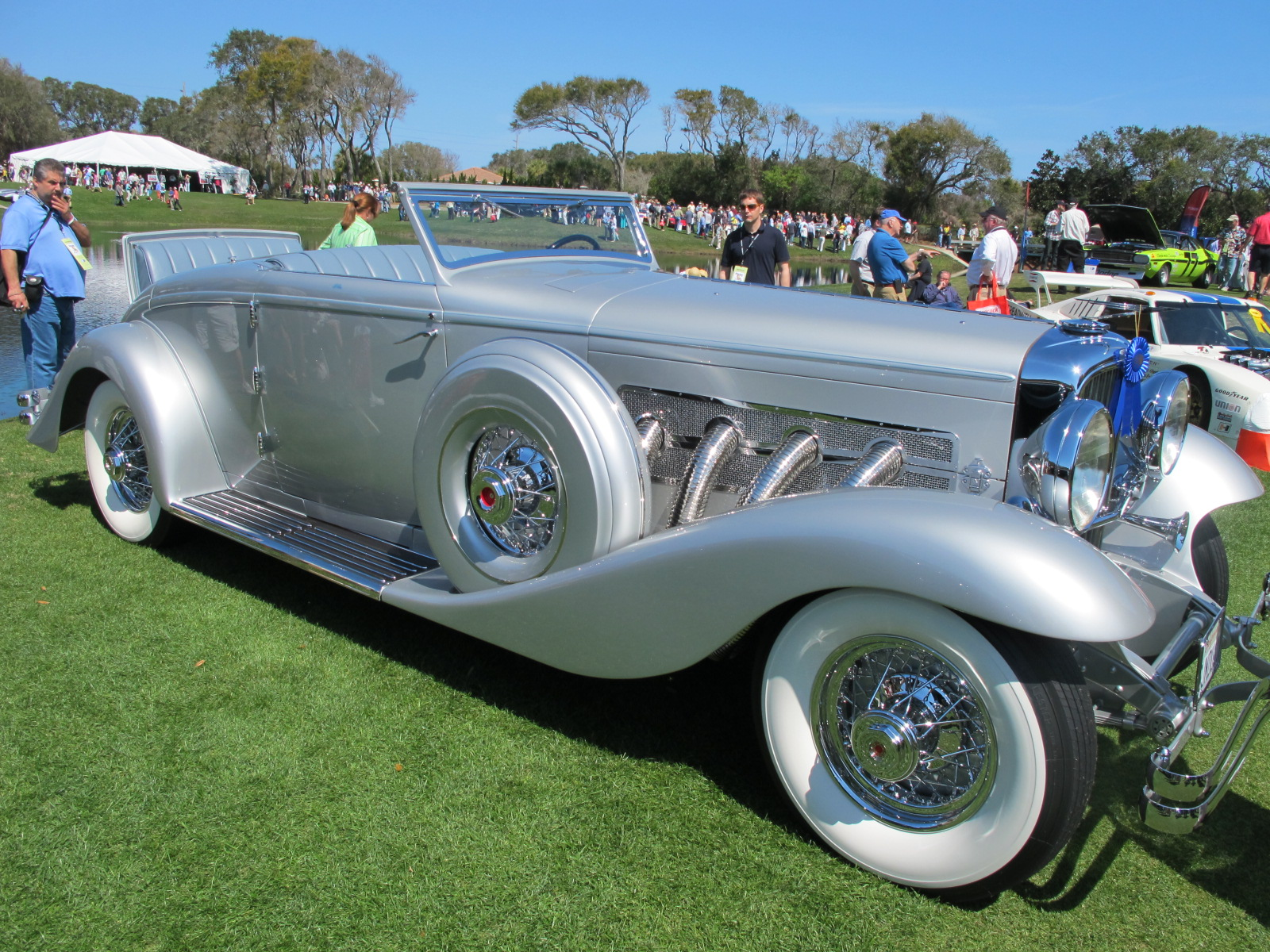 Amelia Island Car Show